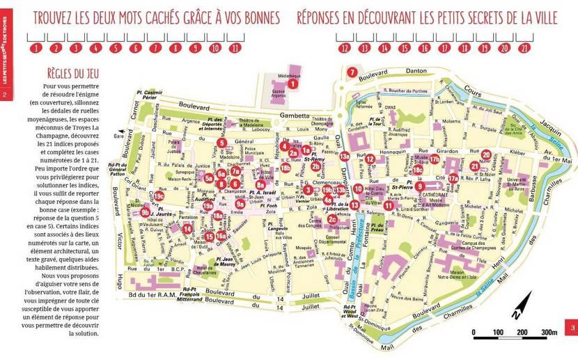Troyes : Les petits secrets de Troyes