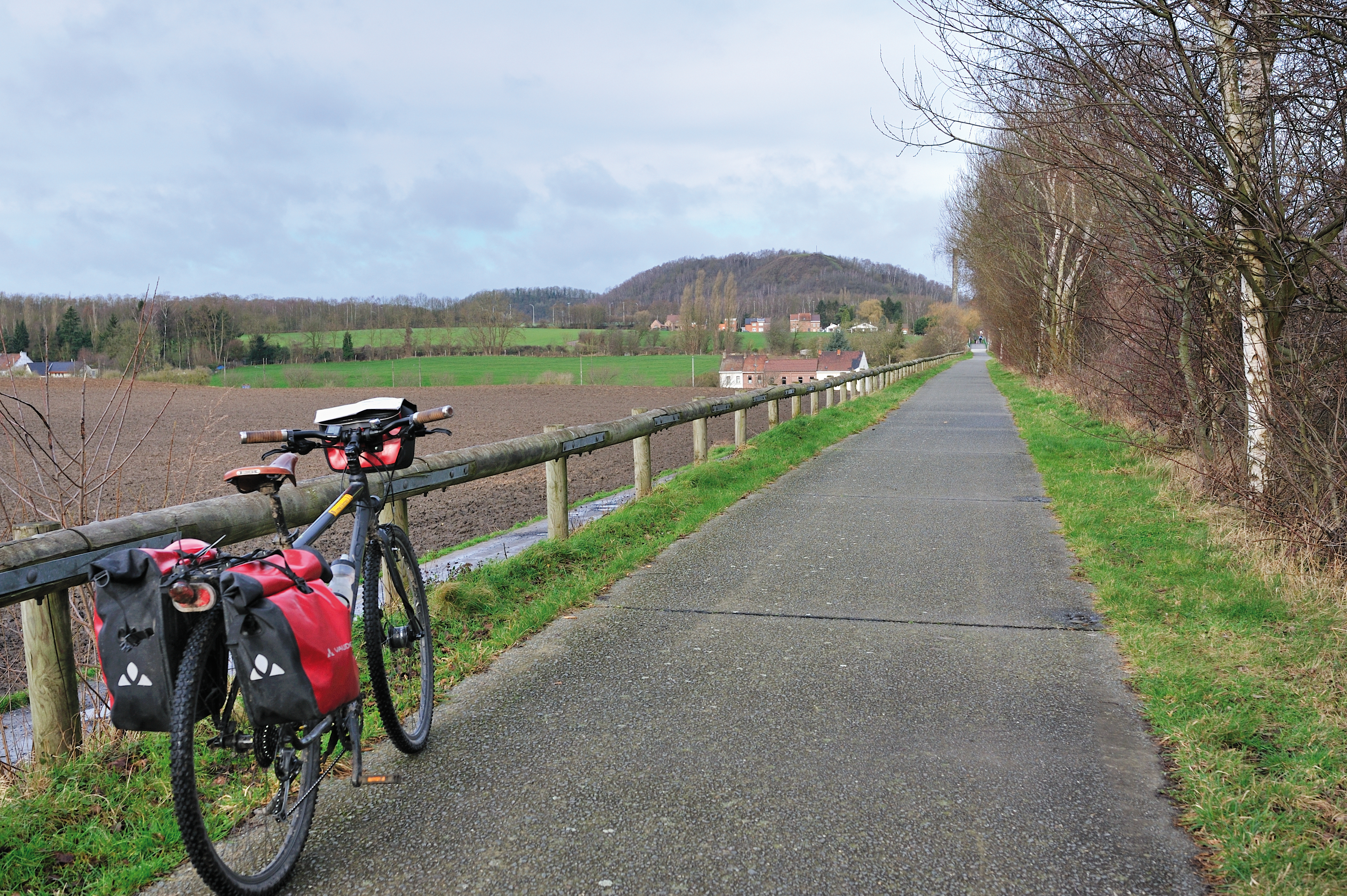 Mons, Green Routes