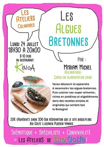 atelier culinaire les algues bretonnes office de tourisme de vannes golfe du morbihan. Black Bedroom Furniture Sets. Home Design Ideas