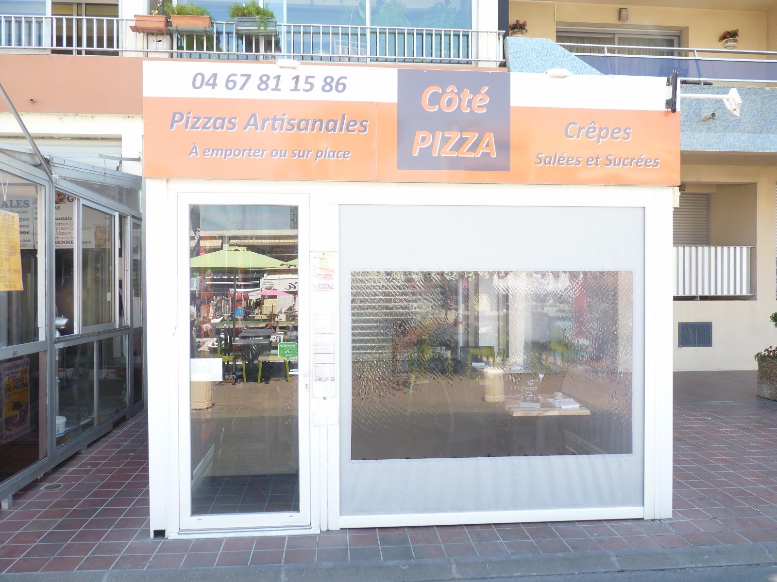 Pizzeria, Crêperie, Petite restauration