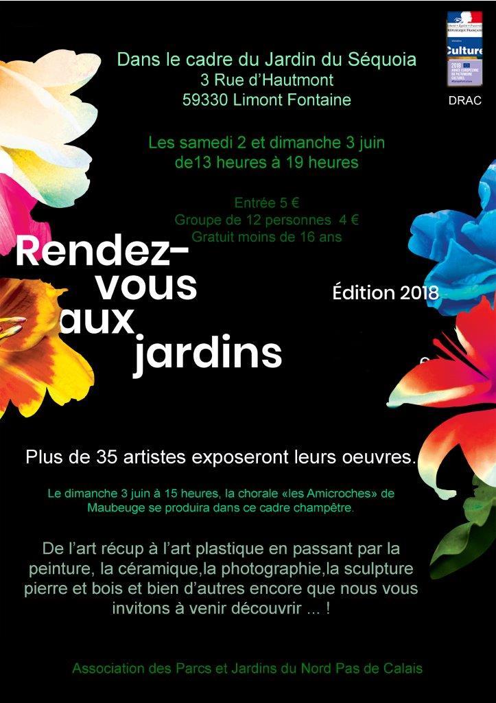 Rendez vous aux jardins le jardin du s quoia tourisme en avesnois - Le fruitier du rendez vous ...