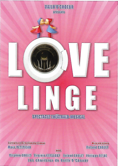 spectacle Théatralo-musical « Love Linge »