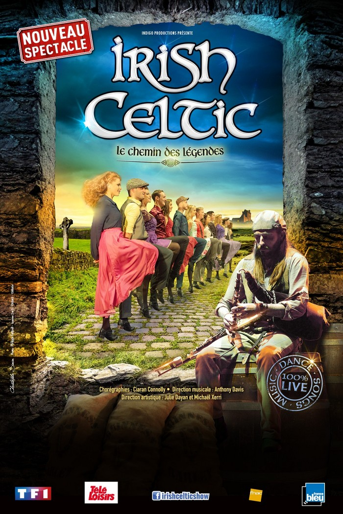 Troyes : Irish Celtic - Le Chemin des Légendes