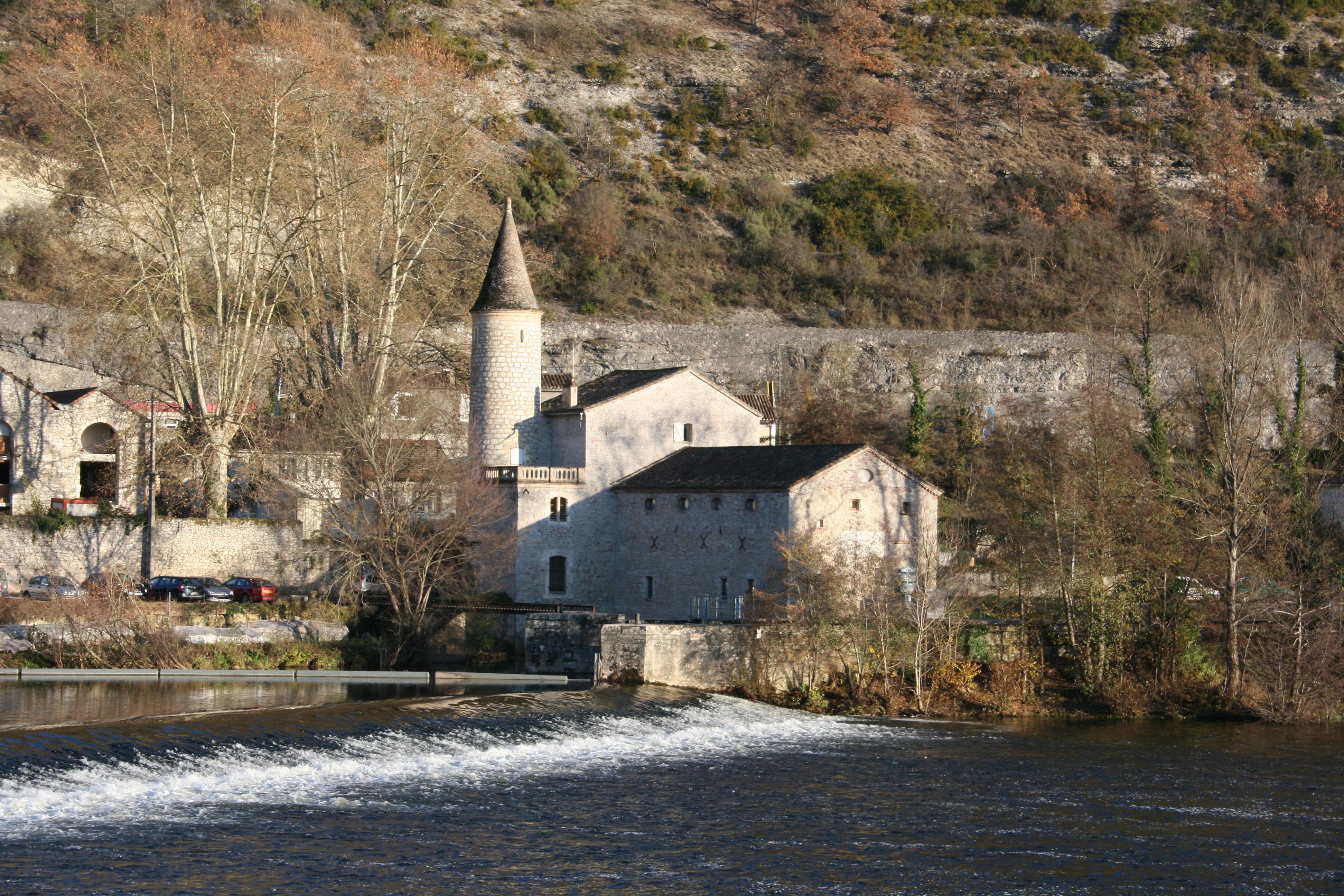 Cahors et la Navigation sur le Lot