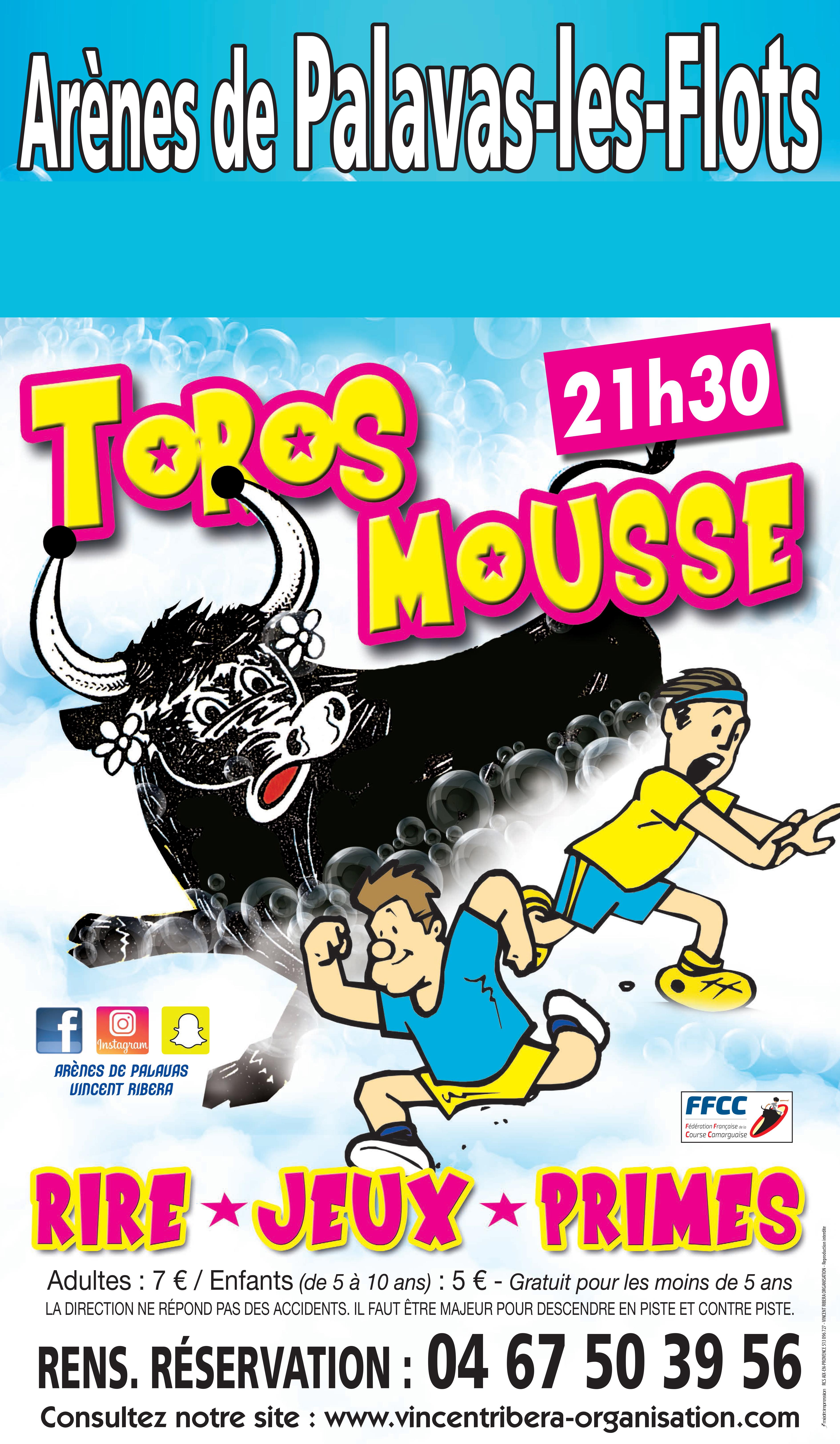 Toro mousse
