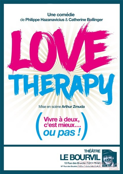Troyes : Le Troyes Fois Plus - Love Therapy