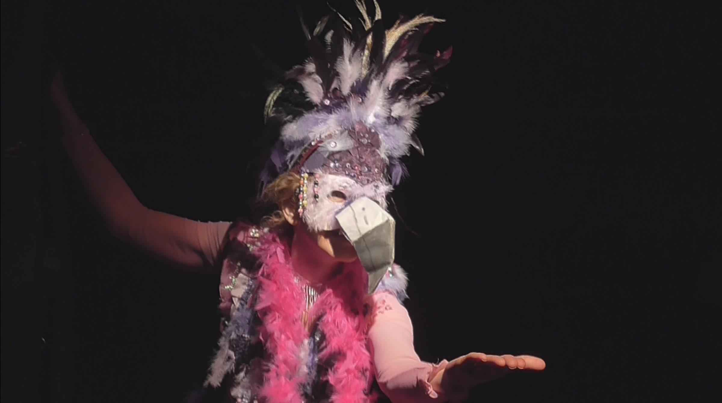 Le Nautilus des Enfants « La grande Lili Flamingo »