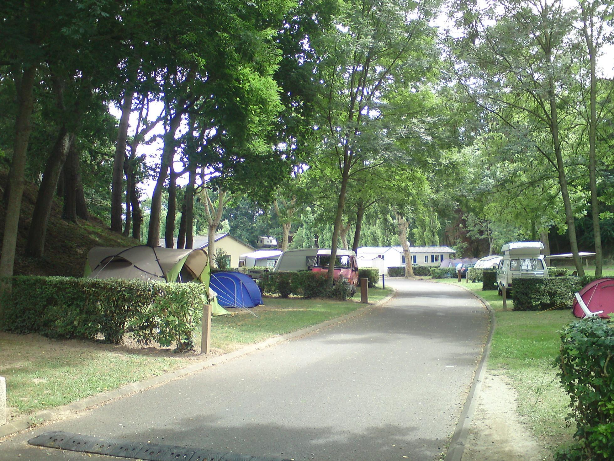 Camper van parks