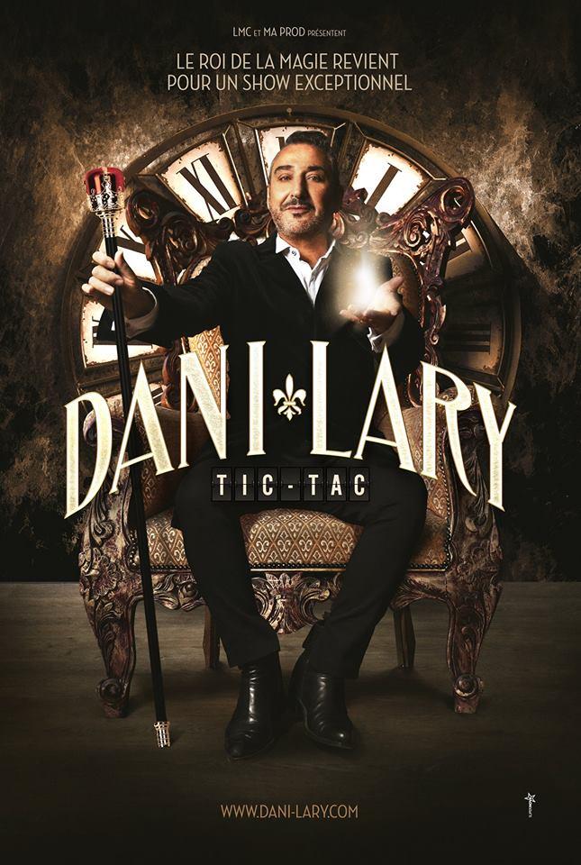 Troyes : Dani Lary -