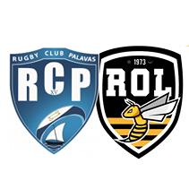 Match de rugby Palavas-Lunel/Le Teil