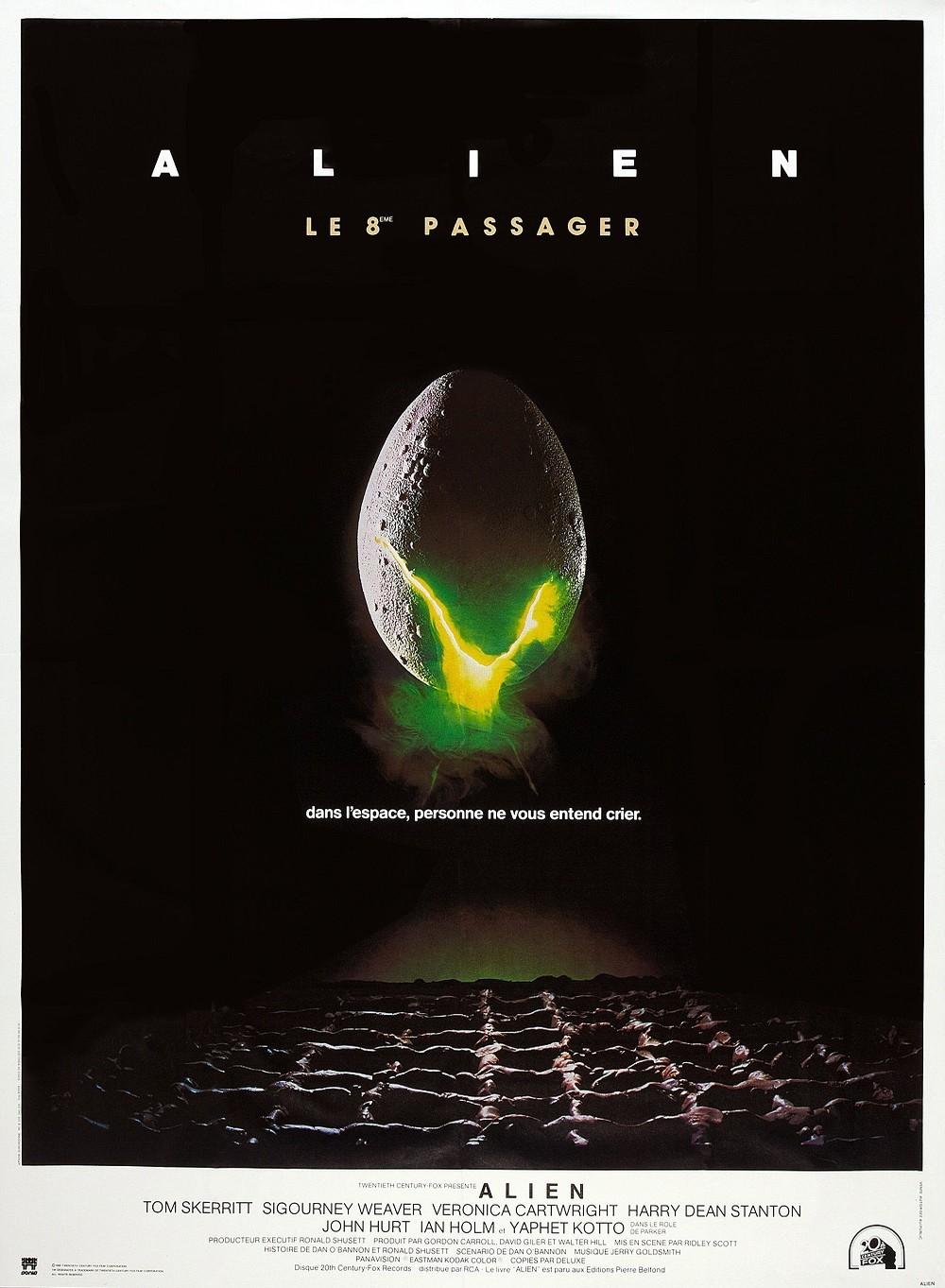 Ciné-Club : Alien le huitième passager