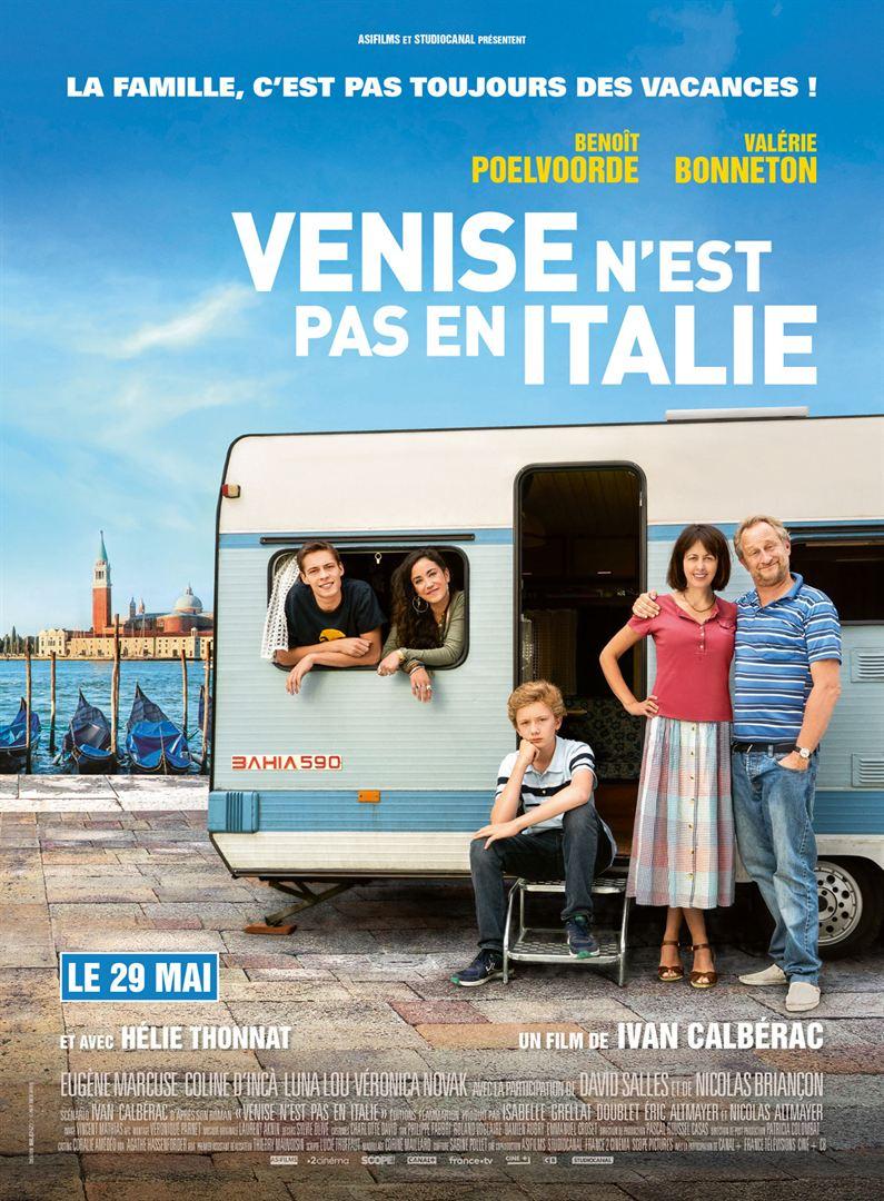 """Cinéma  """"Venise n'est pas en Italie"""""""