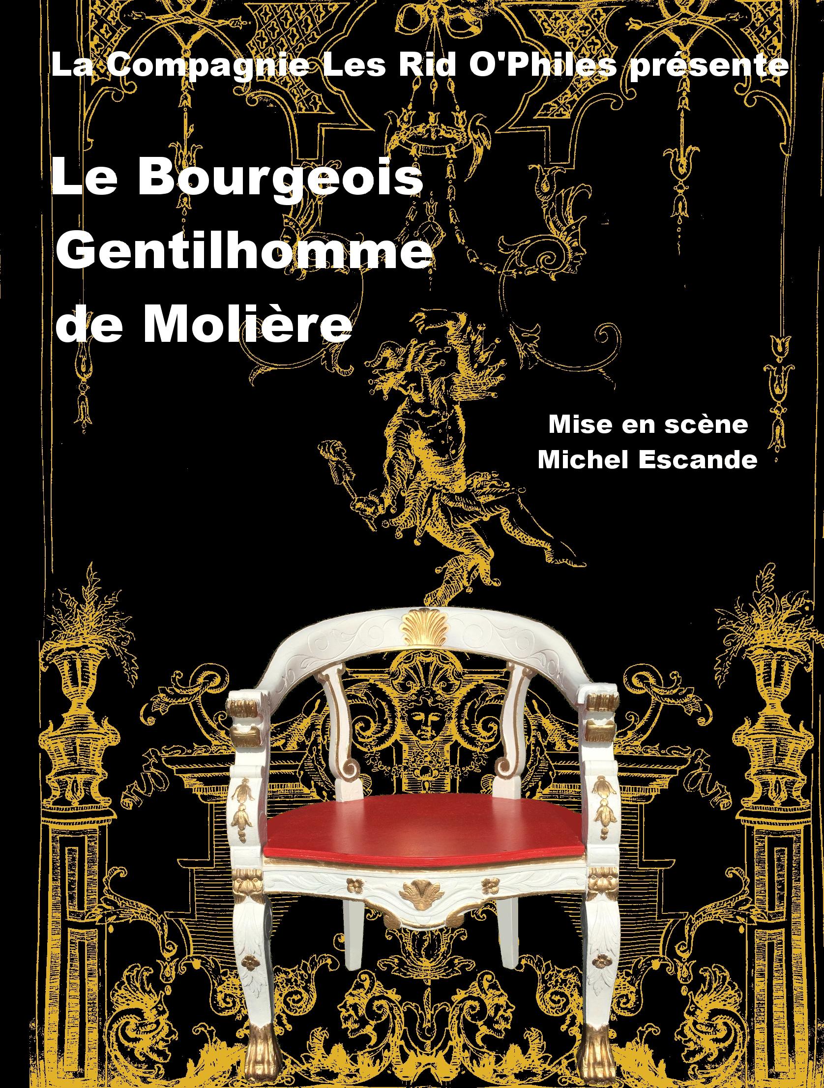 Théâtre « le Bourgeois Gentilhomme »