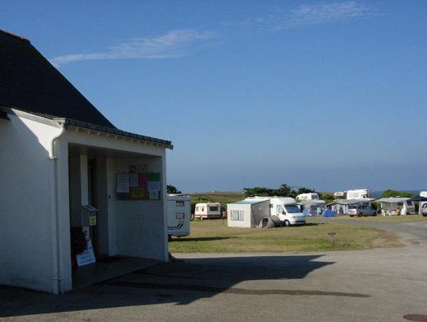 Camping de Kerné