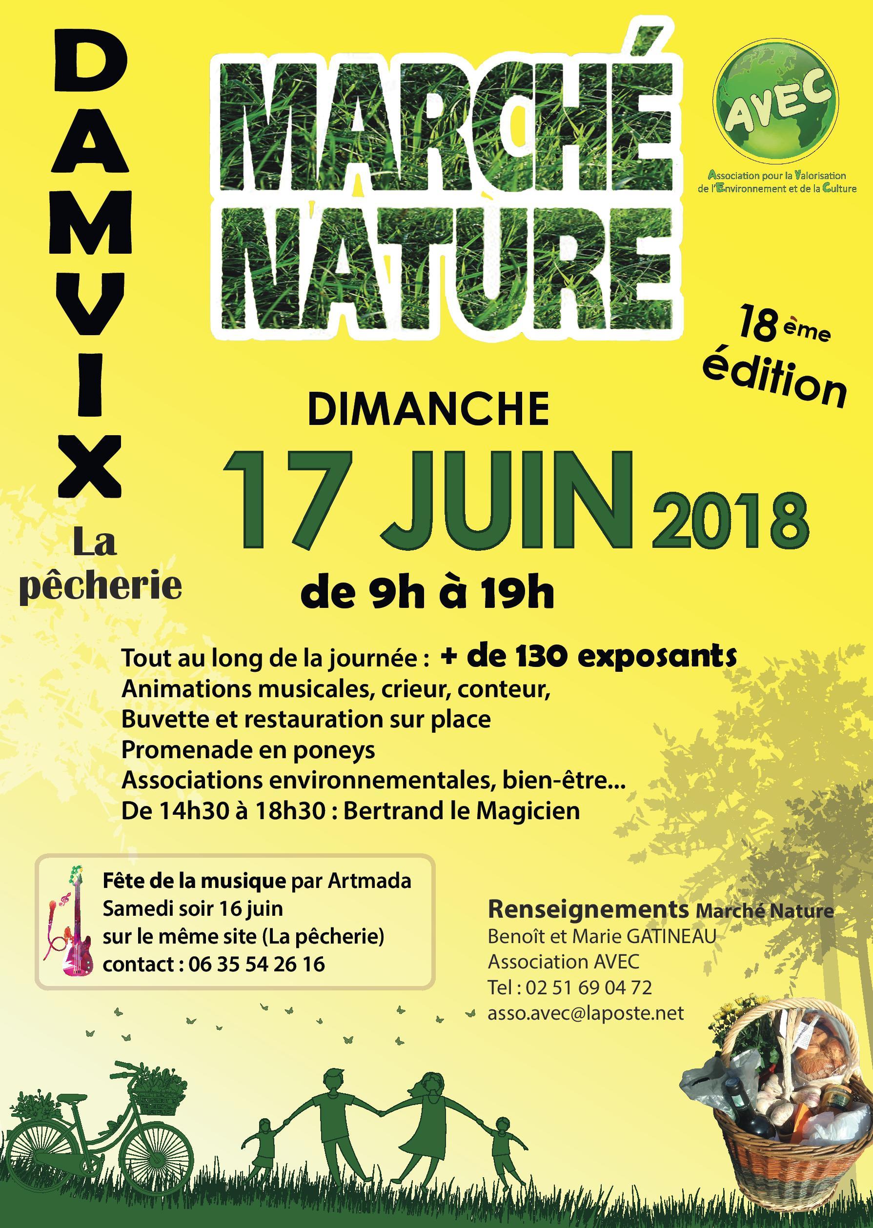 """Résultat de recherche d'images pour """"marche nature damvix 2018"""""""