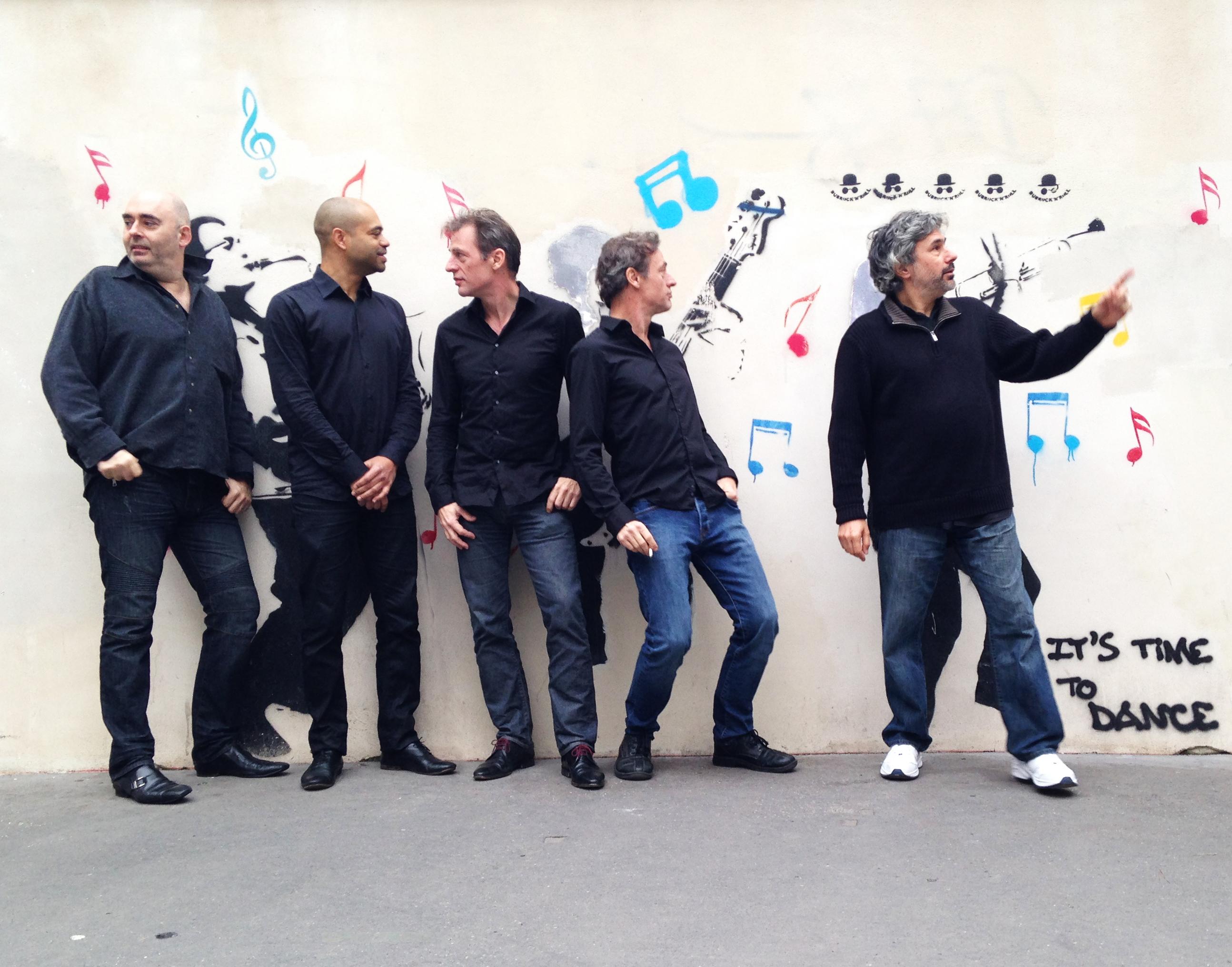 ♪♫ Festival de Jazz : Moutin Factory Quintet