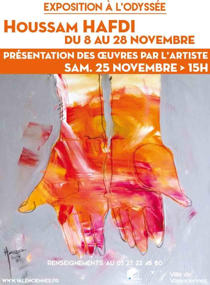 Exposition Houssam Hafdi