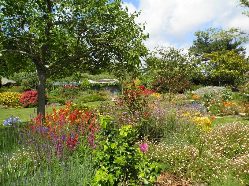 Visite du jardin eden du voyageur for Le jardin voyageur