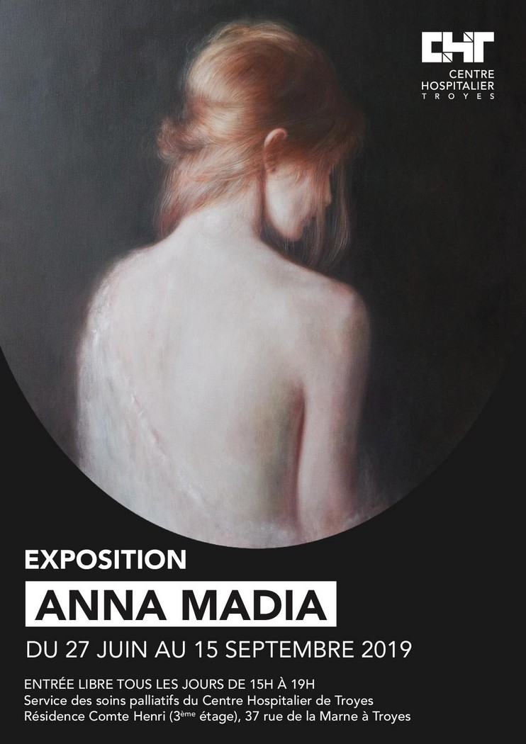 Troyes : Exposition Anna Madia