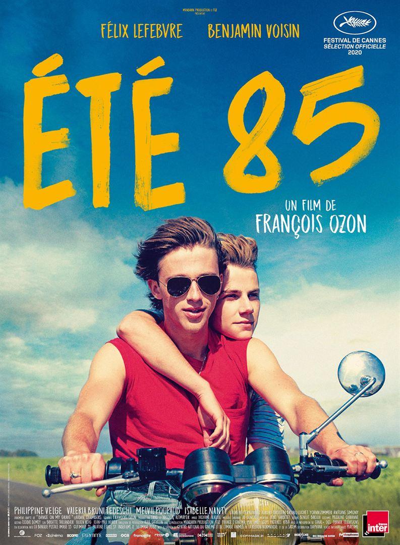 """Cinéma """"été 85"""""""