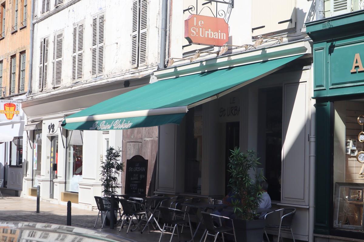 Brasseries and Bistrots