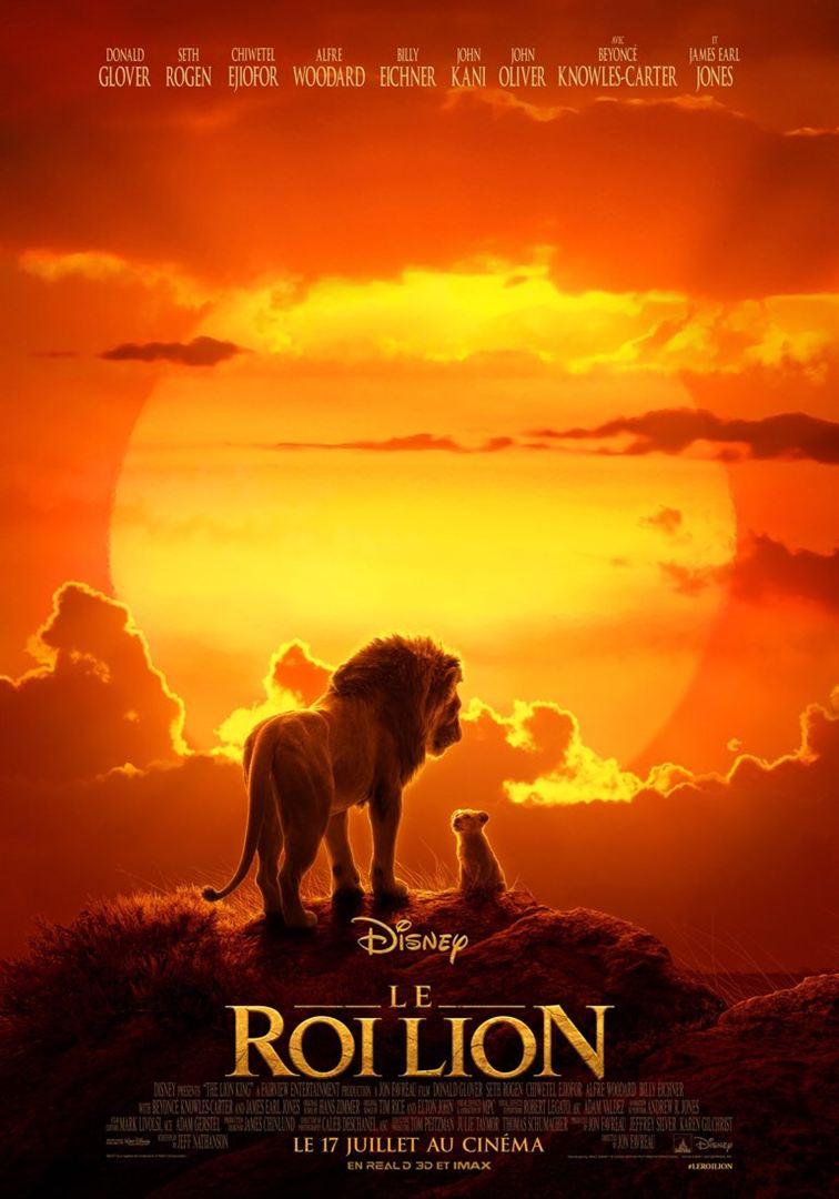 """Cinéma  """"Le Roi lion"""""""