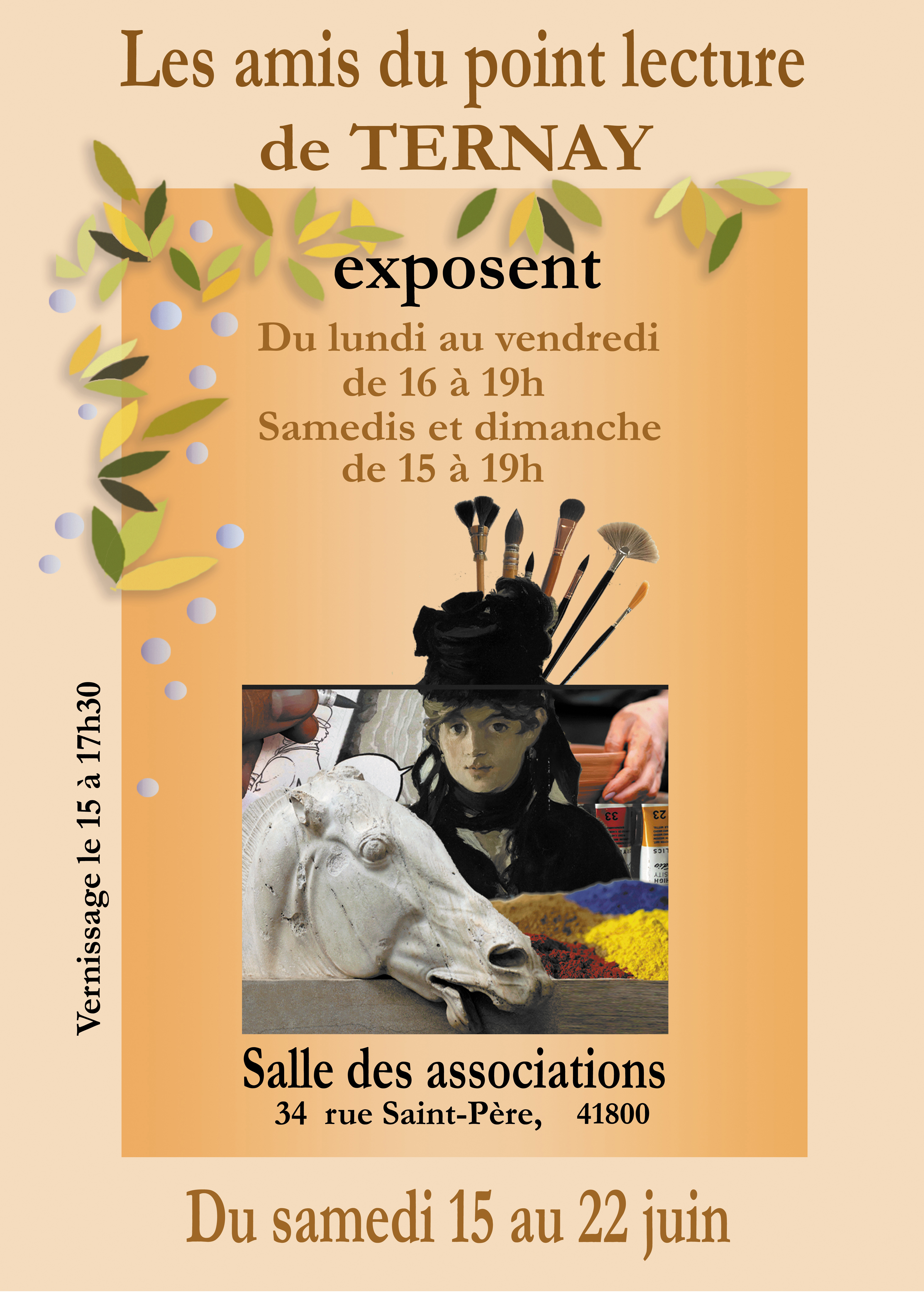 Salons - Expositions