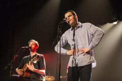 Pierre Bouguier et Matthieu Hamon en concert