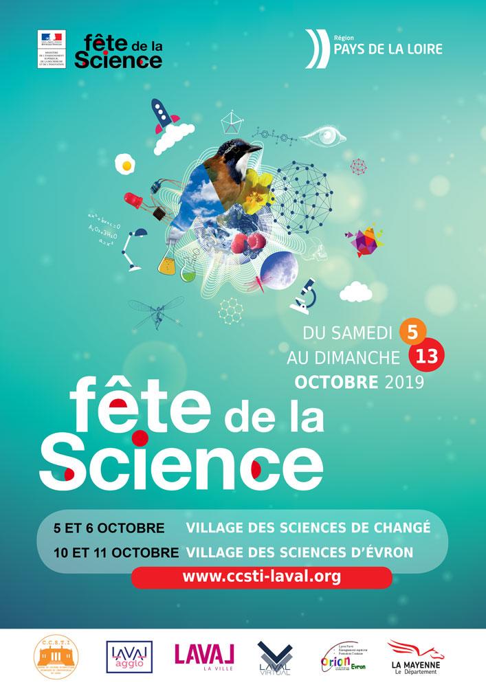 Fête de la Science : Les ateliers du petit déjeuner