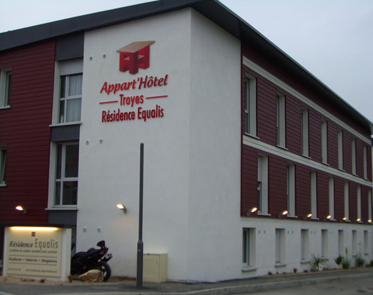 appart 39 hotel troyes residence equalis troyes aube