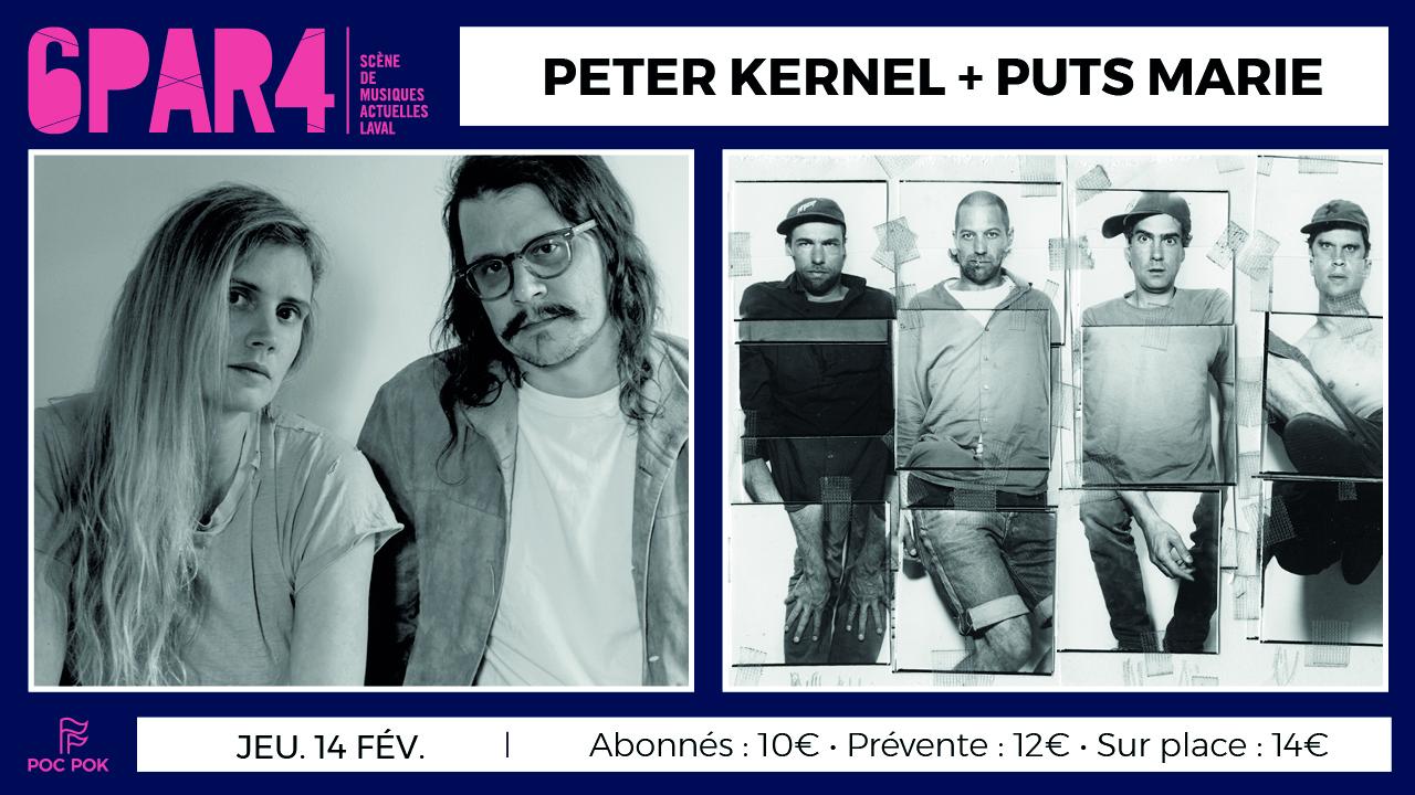 PETER KERNEL + PUTS MARIE #6par4