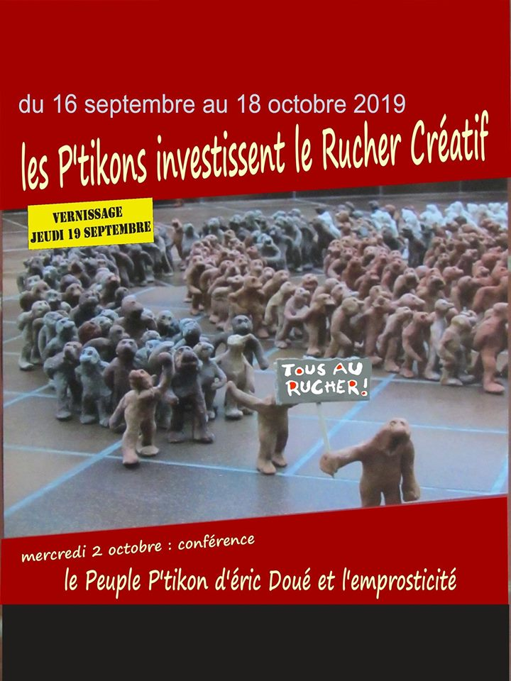 Troyes : Exposition les P'tikons