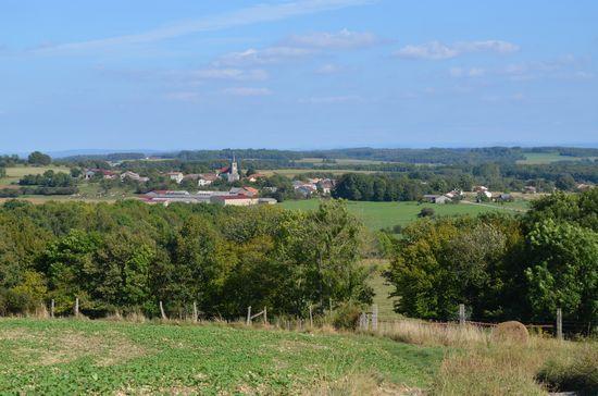 Circuit de Dommartin-aux-Bois