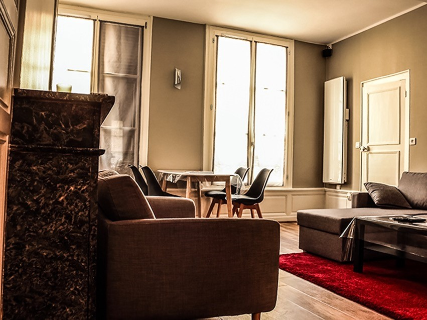Appartement moderne troyes centre troyes aube champagne for Salon gastronomie troyes