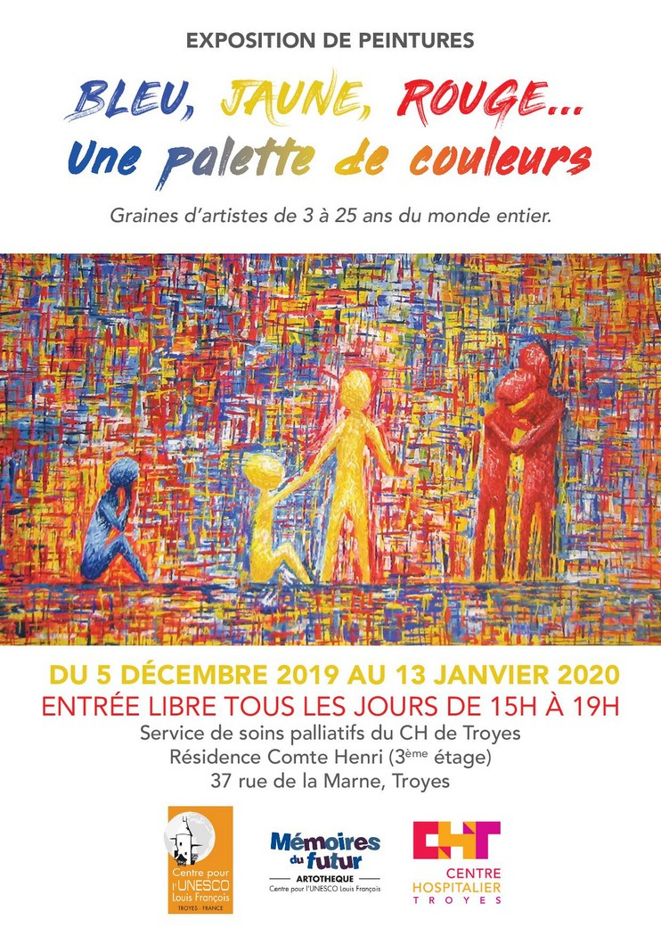 Troyes : Exposition