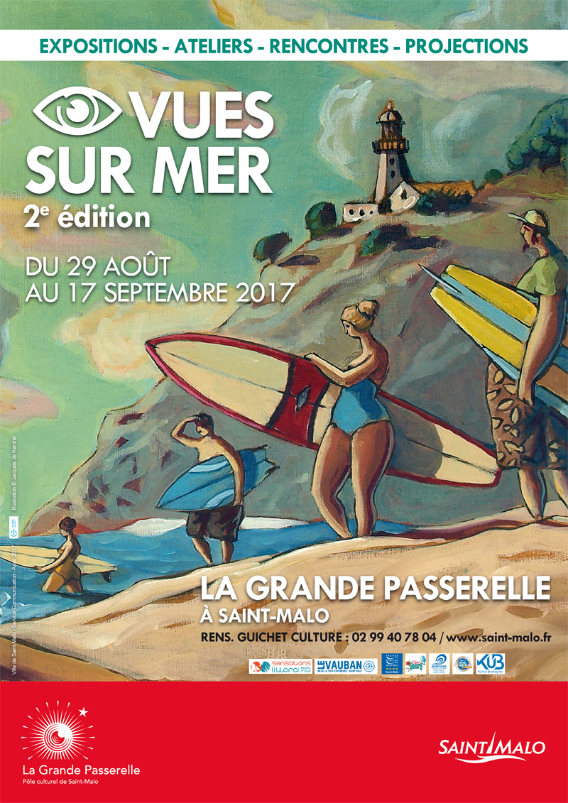 Agenda of the city of Saint-Malo