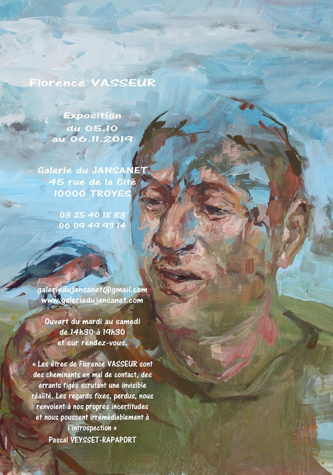 Troyes : Exposition Florence Vasseur