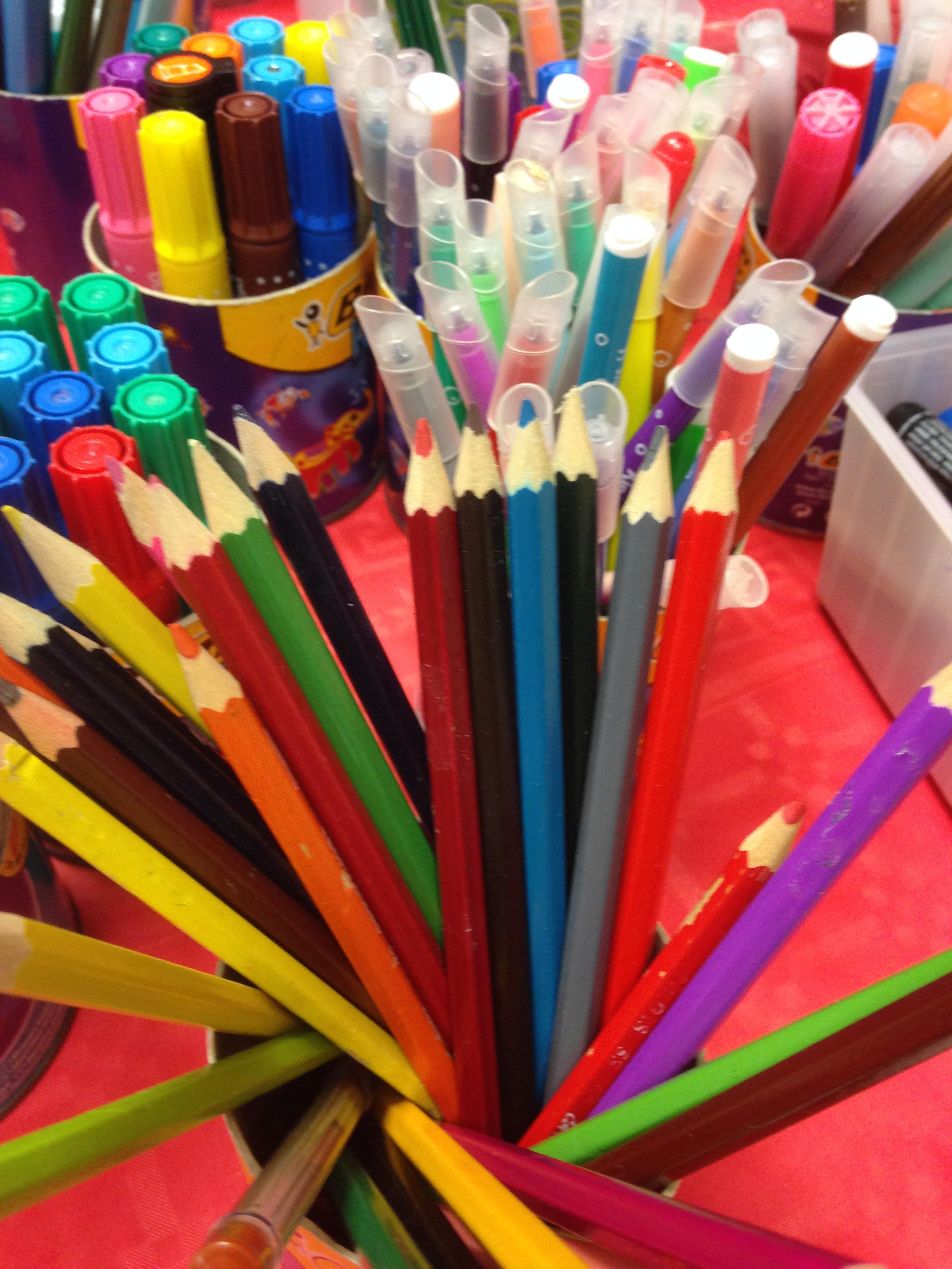 Atelier créatif de 3 à 6 ans