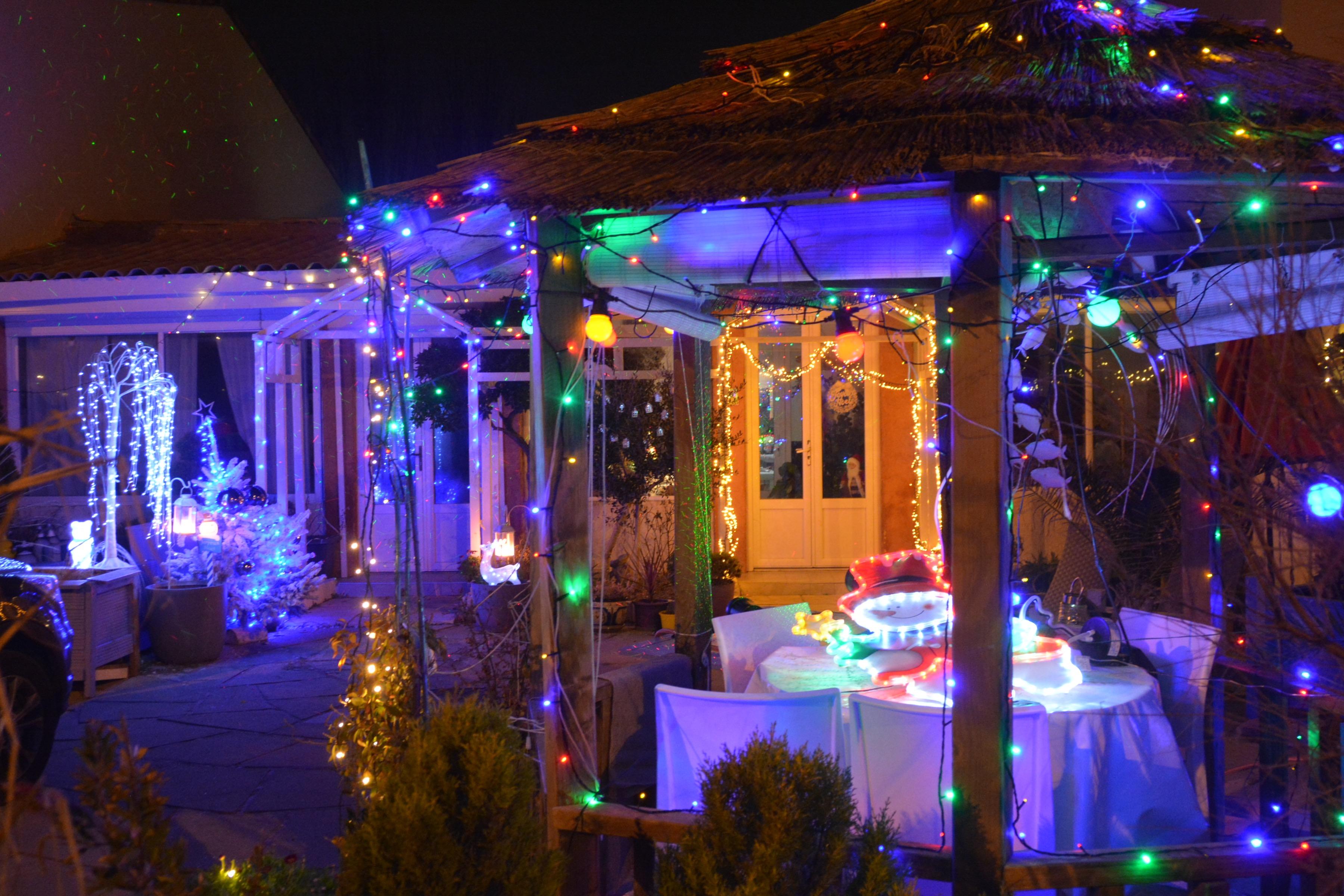 Remise des prix du concours des illuminations de Noël