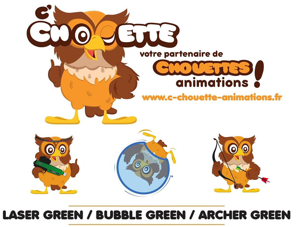 C'CHOUETTE ANIMATIONS