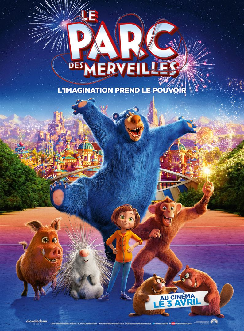 """Cinéma  """"Le parc des merveilles"""