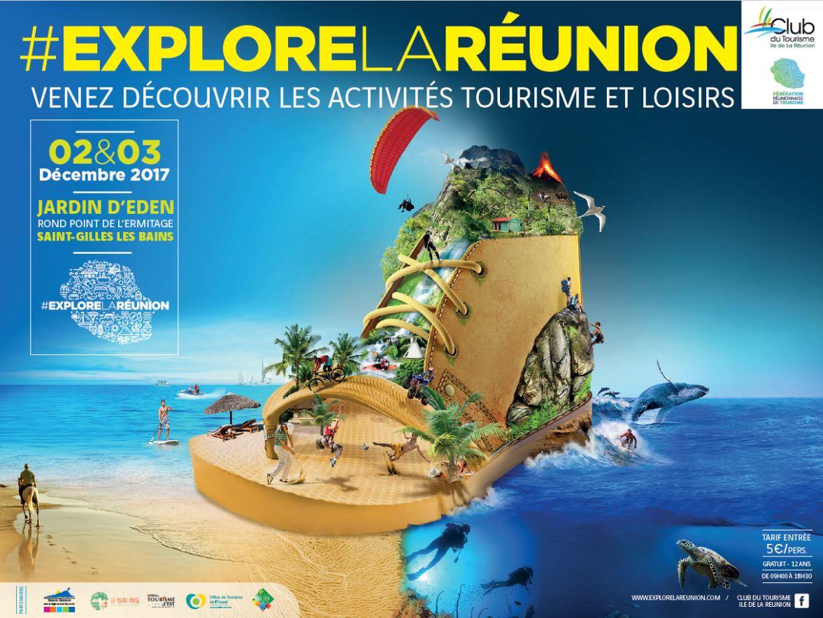 Salon des activit s du tourisme et des loisirs saint - Office de tourisme ile de la reunion ...