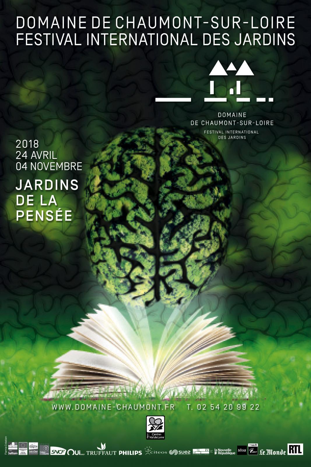 Festival international des jardins chaumont sur loire - Chaumont sur loire office du tourisme ...