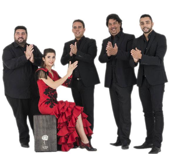 """Concert Gipsy avec  """"Los Ninos de la Noche"""""""