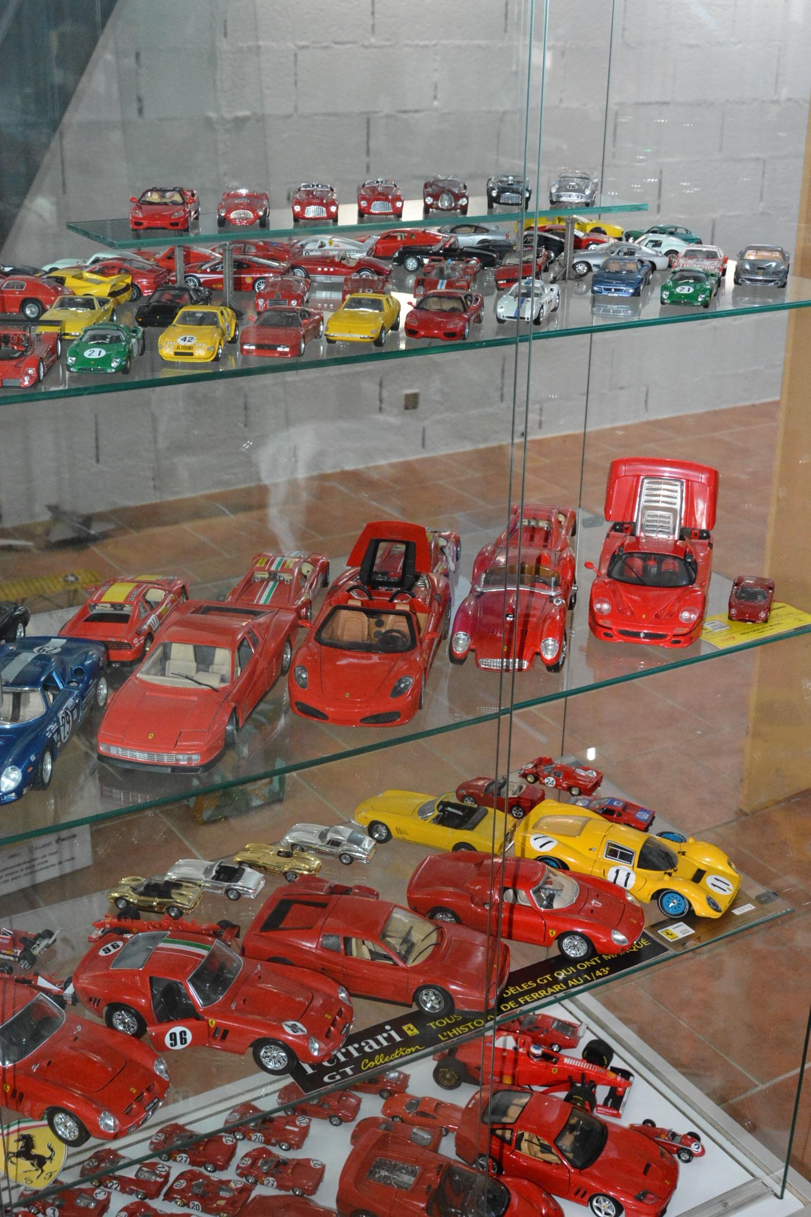 Musée de la Voiture et du Train (MVT)