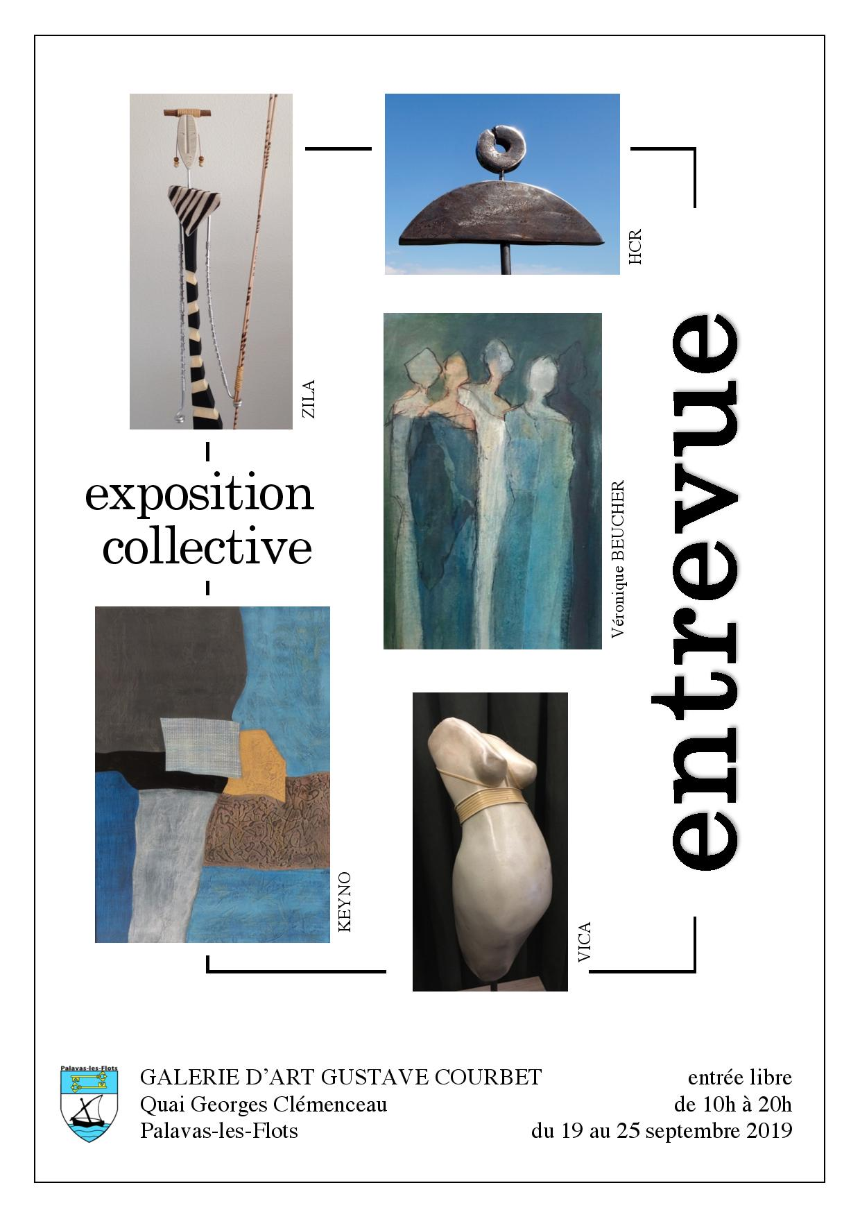 Exposition Collective « Entrevue »