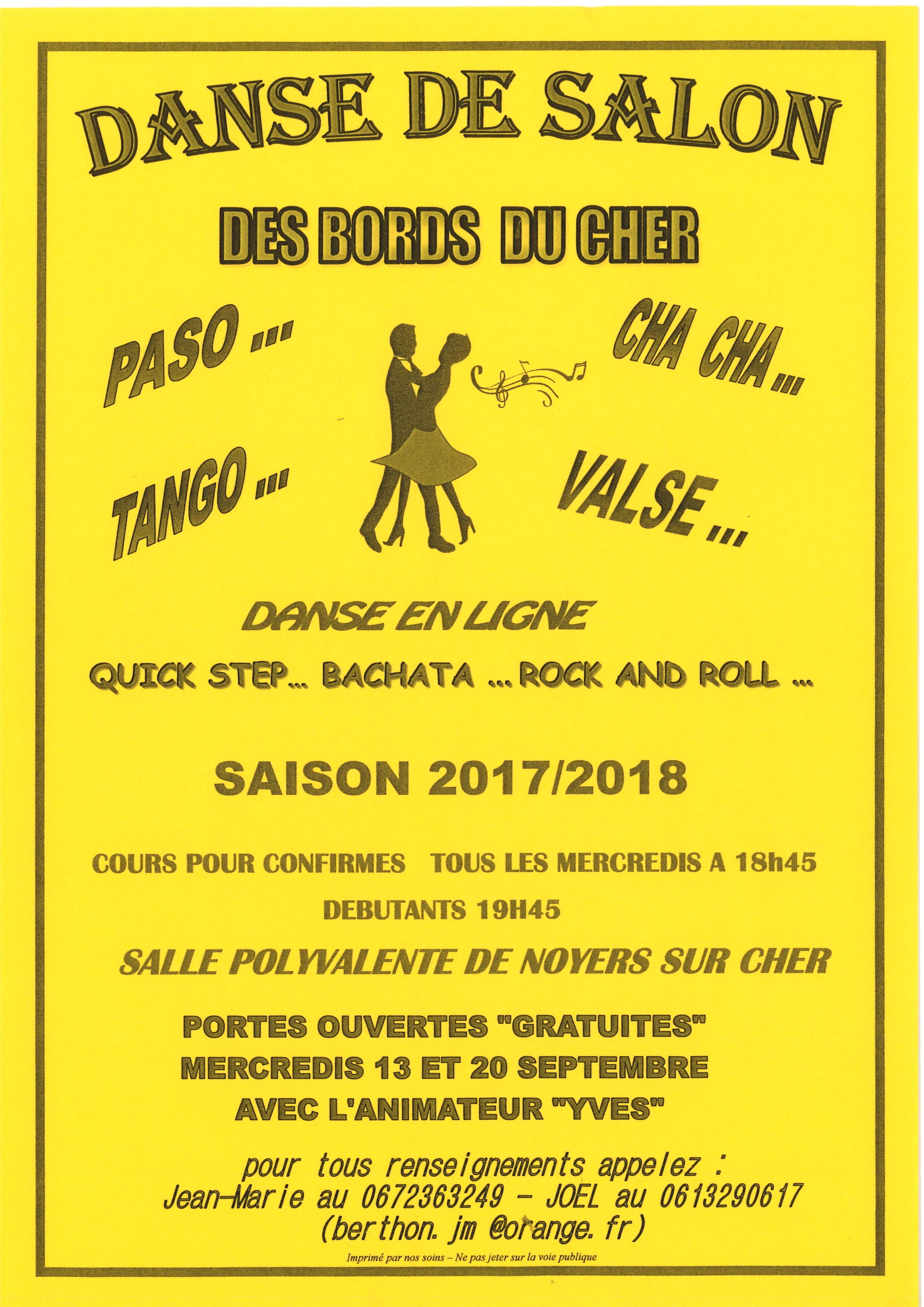 Porte ouverte danses de salon for Porte ouverte patrouille de france salon