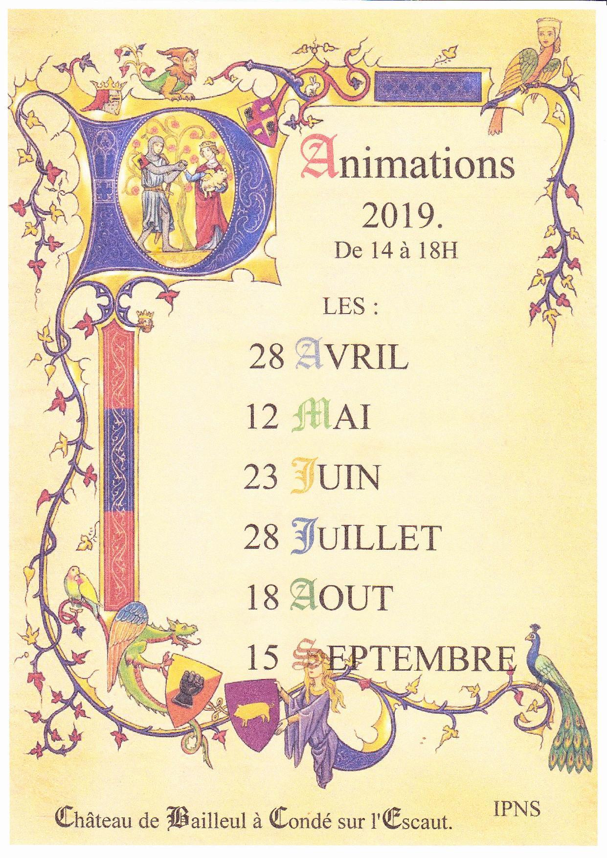 Fêtes et Animations