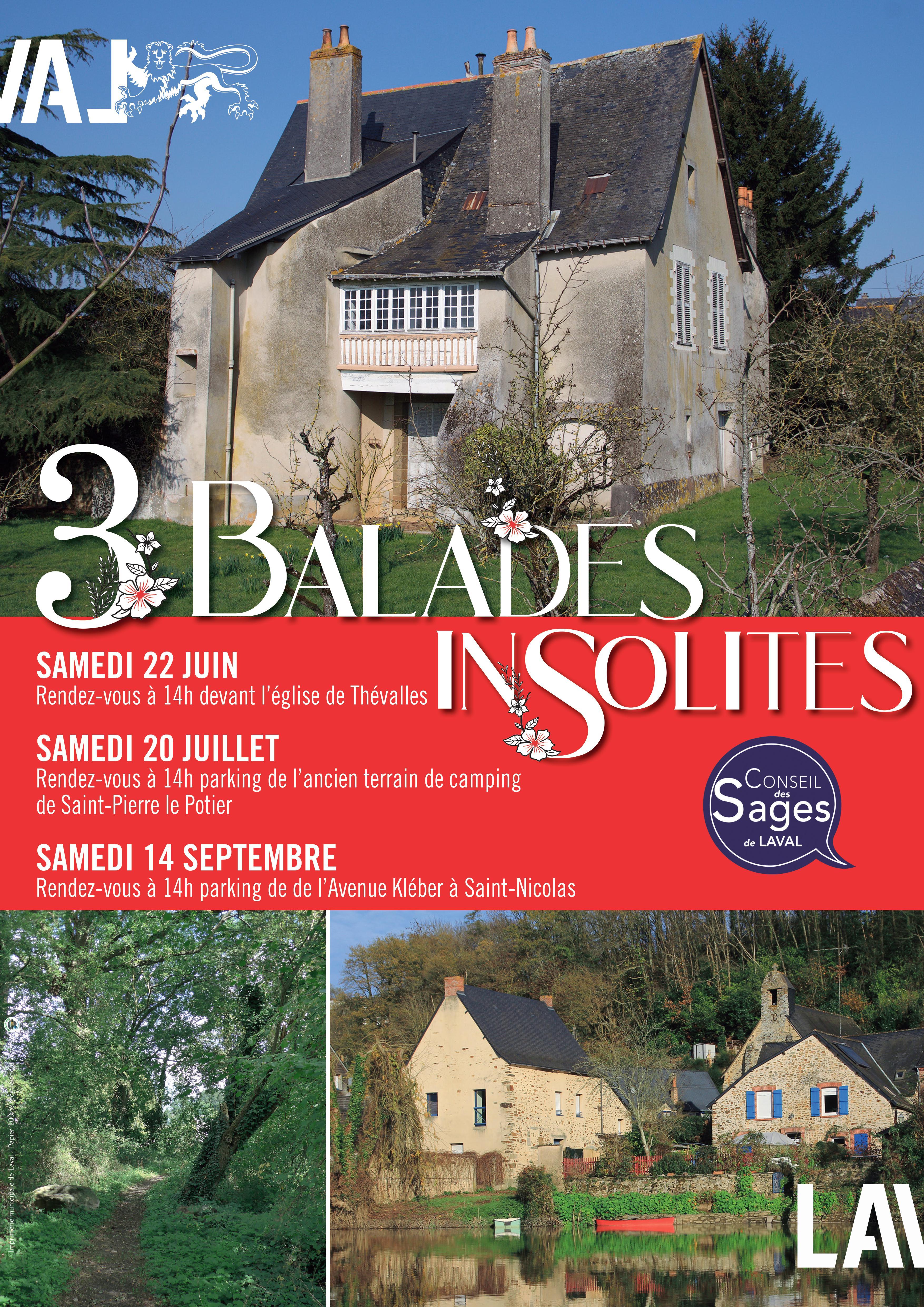 Balade Insolite à Saint-Nicolas