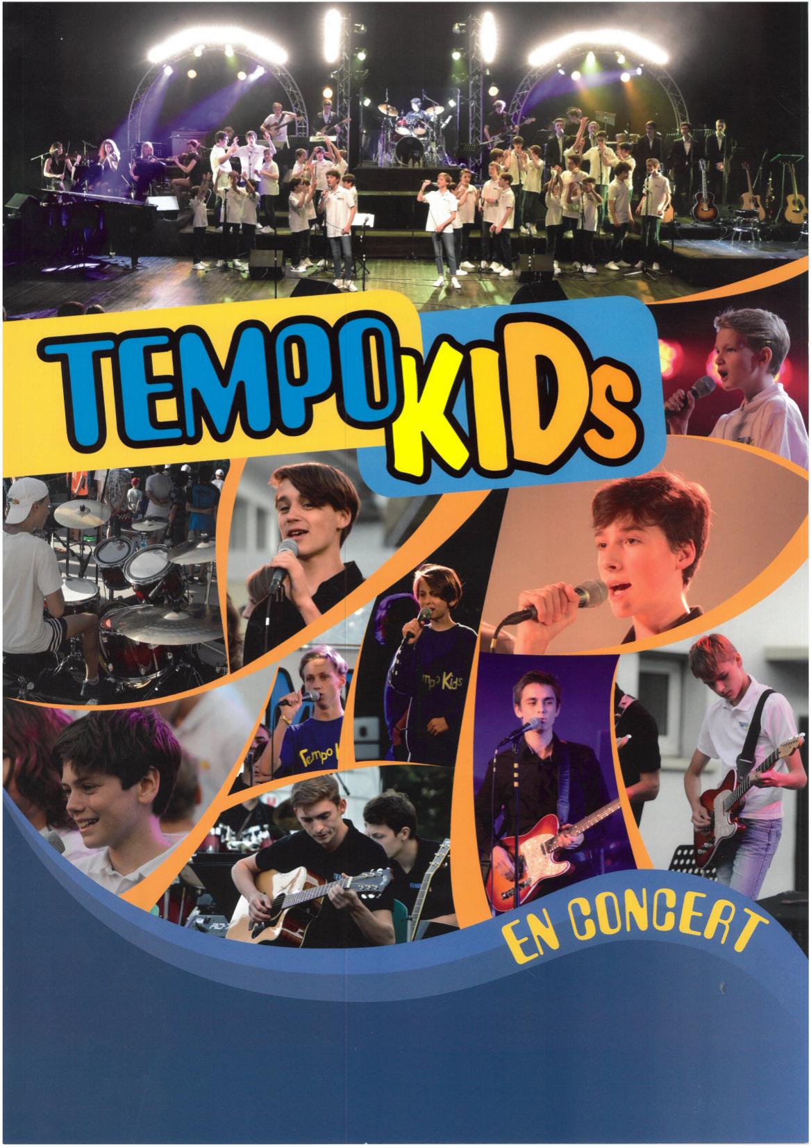 Concert Tempo Kids